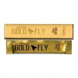Мощные возбуждающие капли Spanish FLY GOLD