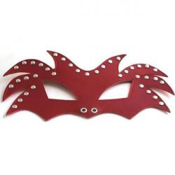 Червона маска дракона