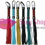 Фото Декоративная красочная плетка Плети и кнуты
