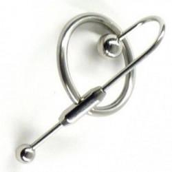 Катетер для уретри з кільцем