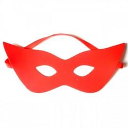 Силиконовая маска красного цвета - Рейнджер