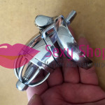 Фото Stainless Steel Male Chastity Device / Stainless Steel Chastity Cage Пояса верности (М)