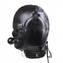 Закрита бандажная маска