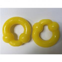Силиконовые желтые насадки OXBALLS