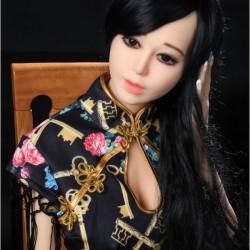 Супер-реалістична лялька 160 см з особою NO.46