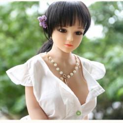 Супер-реалистичная секс-кукла Amy 100 см