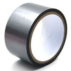 SM Special Bondage Tape silvery