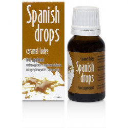 Spanish Drops Caramel Fudge (15ml)