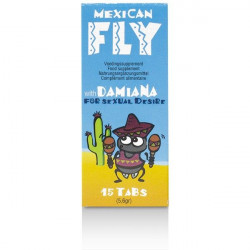 Mexican Fly (15 tabs) EFS