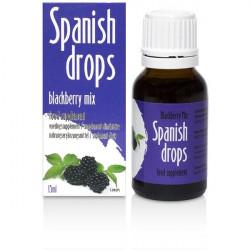 Spanish Drops Blackberry Mix (15ml)