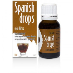 Spanish Drops Cola Kicks (15ml)