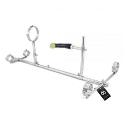 Male Stainless Steel New Style Bondage Frame Dog Slaves Devices