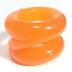 Z-BALLS ballstretcher & cockring ATOMIC JOCK Orange