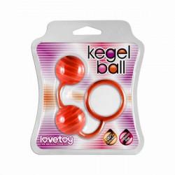 Мячики кегли оранжевые Kegel Ball