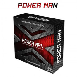 Power Man - 1 capsule