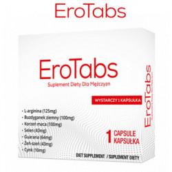 Таблетки для потенции Ero Tabs - 1 capsule