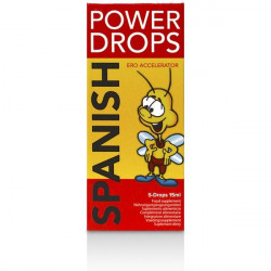 Spanish power drops (15ml)