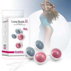 Вагинальные шарики LUNA BEADS 2