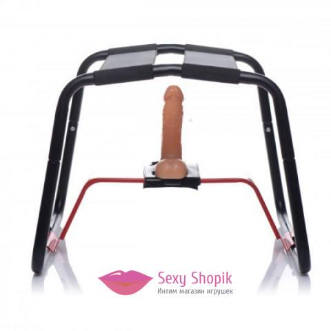Фото Екстремальний секс-стілець Bangin Bench Секс-машини, меблі