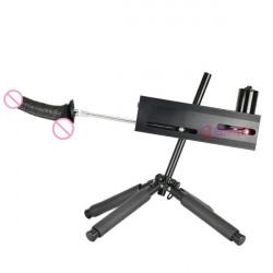 Premium electric automatic Sex Machine for woman and man quadripod 360 degree adjustable