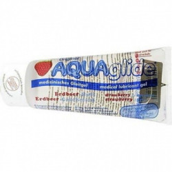 РОЗПРОДАЖ! Гель AquaGlide Strawberry